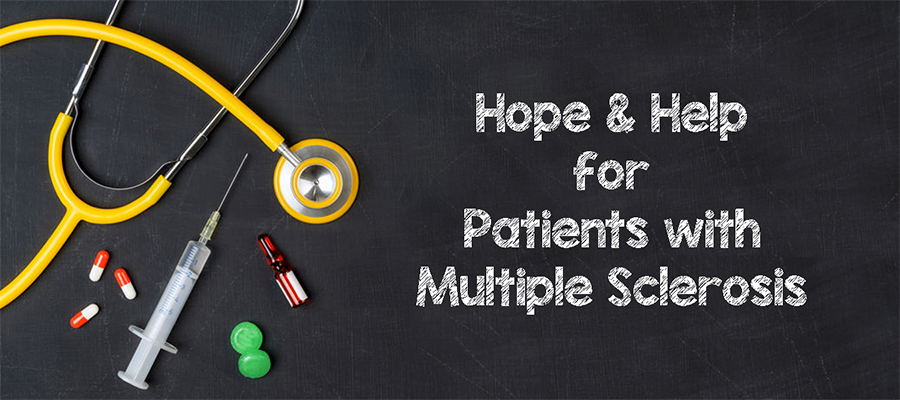 Hope and Help for Patients with MS
