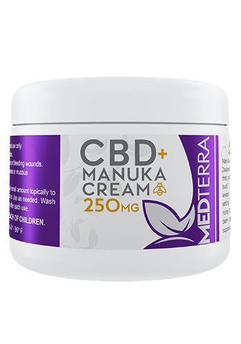 250mg CBD Manuka Honey