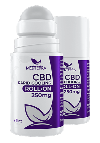 Medterra 250mg CBD Roll-On
