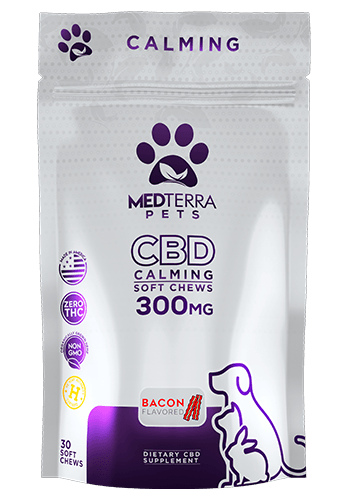 CBD Pet Calming Soft Chews
