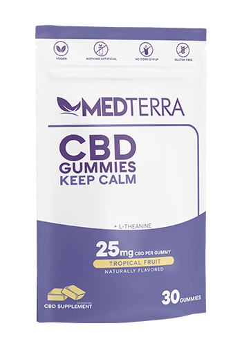Medterra CBD Keep Calm Gummies