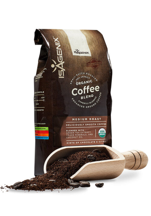 Isagenix Coffee Organic