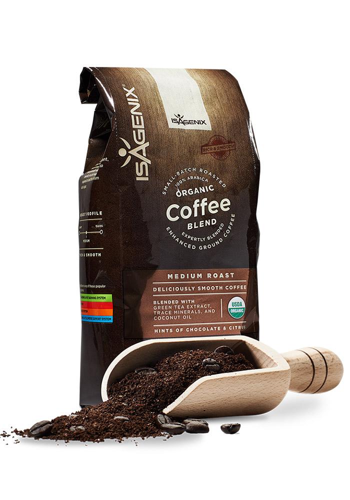 Isagenix Coffee Organic