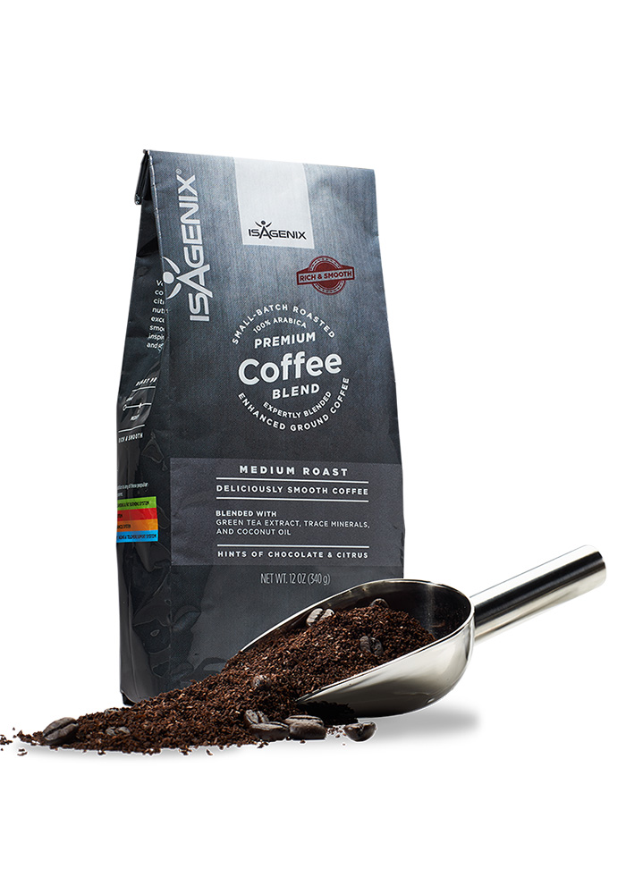 Isagenix Coffee Premium